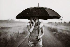 Paraplu's laten bedrukken